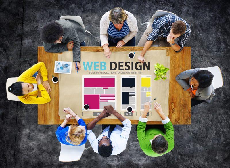 Web Design Koronit