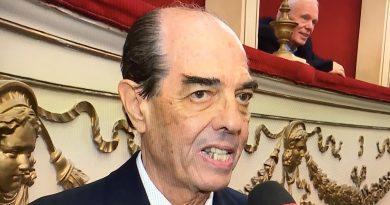 il petroliere di Milano Gian Marco Moratti