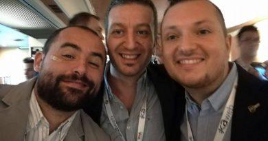 Milano Linkami Web Summit Massimo Fattoretto, Giannicola Montesano e Massimo Fattoretto