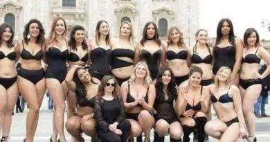 Milano curvy Duomo intimo