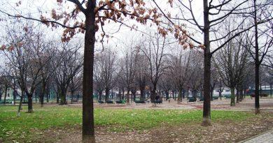 Milano parco Baravalle