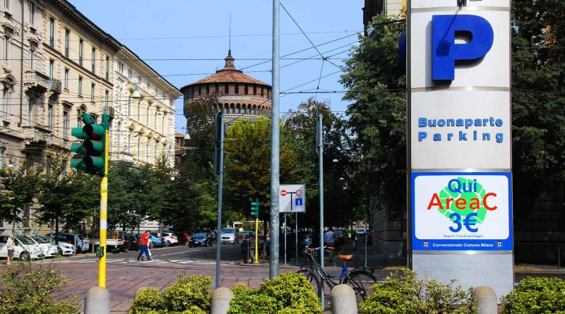 Parcheggio Milano Centro Buonaparte
