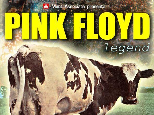 Pink Floyd Legend a Milano