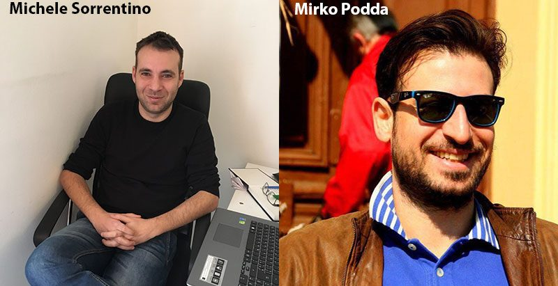 Mirko Podda e Michele Sorrentino - Quotalo.it