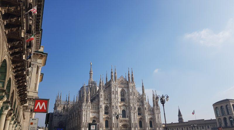 Milano: capitale economica del gioco? MILANO il DUOMO ph ELE CASULA