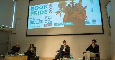 Book Pride Milano Tutti i viventi platea 2