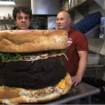 Milano Man Vs Food sbarca all'Hamerica's