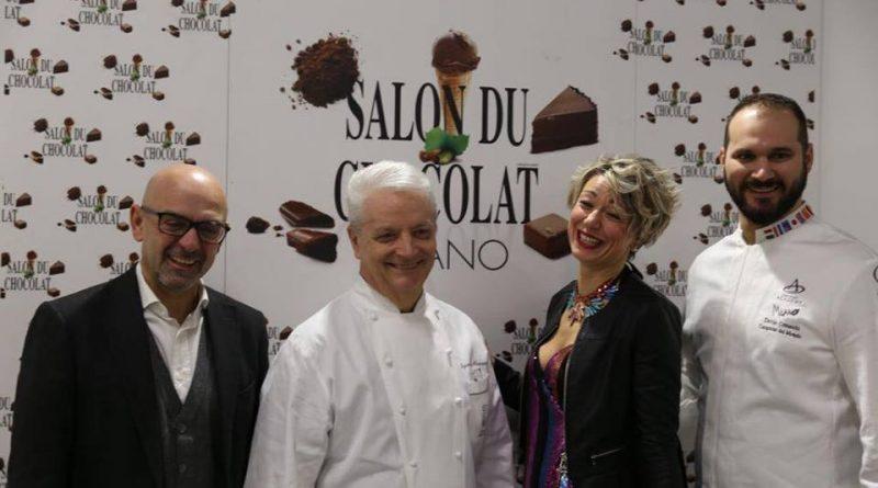 Milano la boutique di pasticceria Iginio Massari - al centro