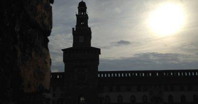 Milano virtuale Castello Sforzesco