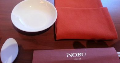 Nobu Milano