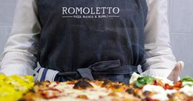 Romoletto Milano pizza bianca e supplì