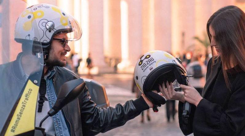 Zig Zag Scooter Sharing Milano