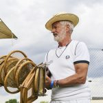 Milano. Il tennis è vintage all'Aspria Harbour Club