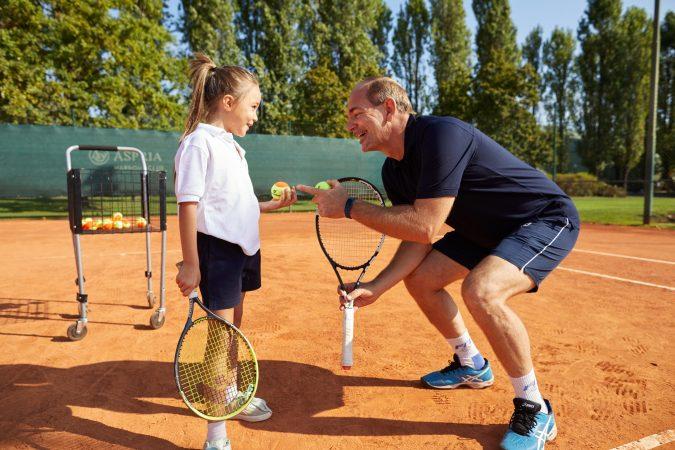 Aspria Milano Tennis Summer Camp