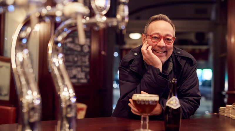 Francesco Reale - la birra belga a Milano