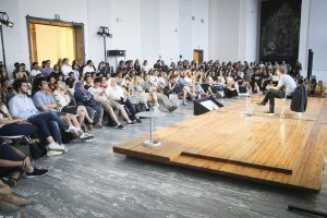 Lecture Salone Triennale