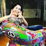 Viola Art l'esclusiva opera di Milena Quercioli