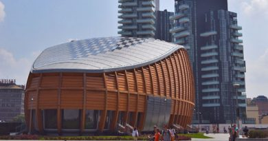 Unicredit Pavilion Porta Nova Milano
