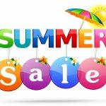 Milano tempo di saldi estivi dal 7 luglio al 30 agosto