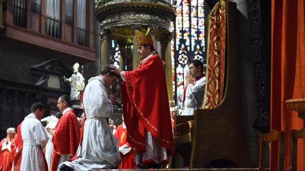 Milano ordinazione sacerdoti