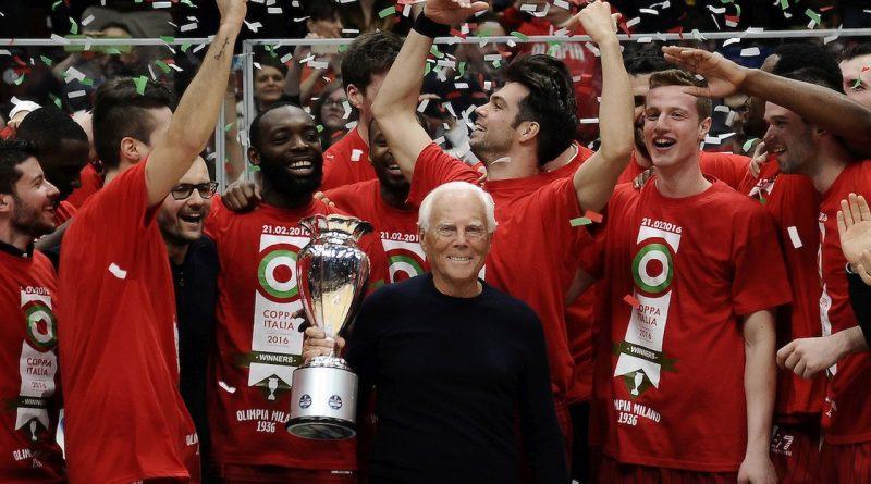 Olimpia Basket Armani Milano