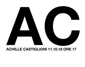 Conferenza su Achille Castiglioni il 10 ottobre alle ore 17 - Refin Studio Milano