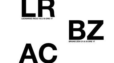 Storie di Architetti e Architetture, eventi al Refin Studio Milano