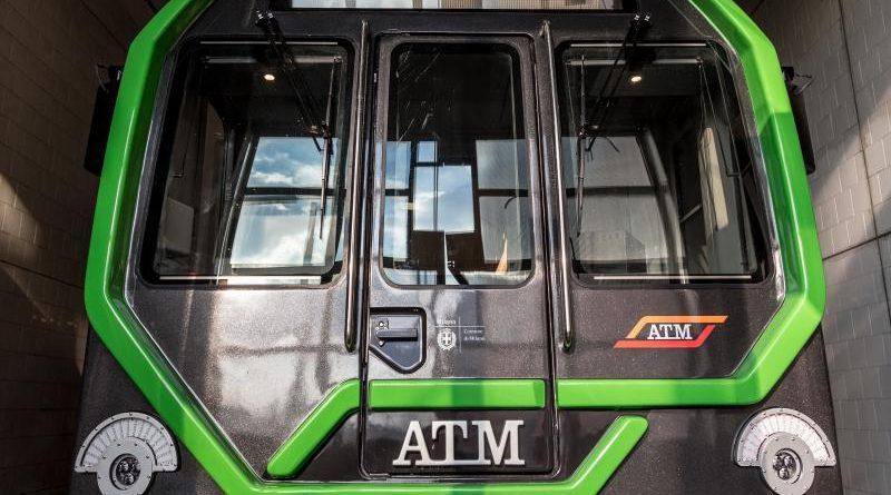 nuovi treni sulla linea verde
