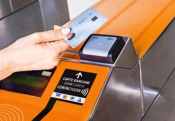 tornello contactless Milano