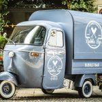 Milano Bubble il primo wine bar italiano su 3 ruote