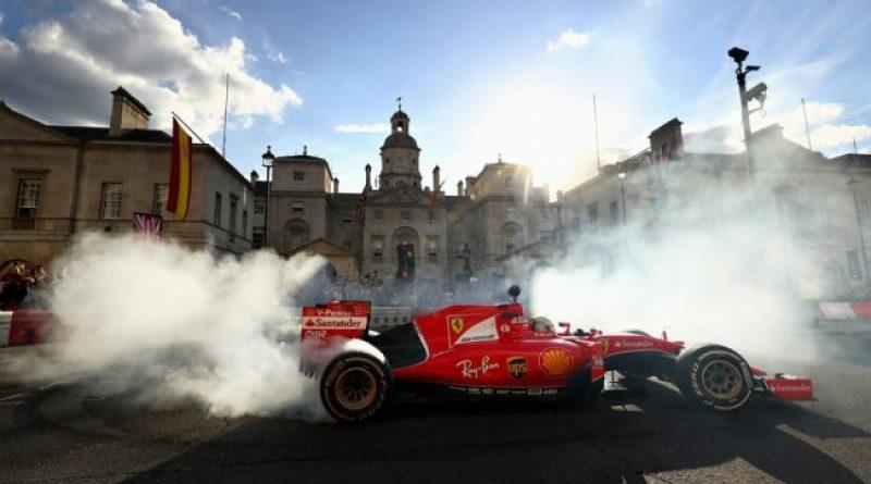 Formula 1 Milan Festival 2018