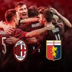 Serie A. Milan Genoa si recupera il 31 ottobre