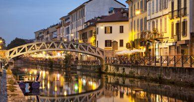 Milano ad agosto