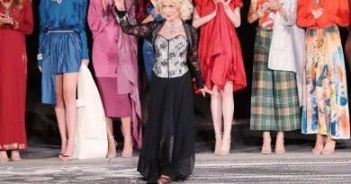 Moda Milano: in passerella le creazioni preziose di Giusy Donini