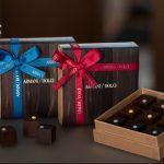 Armani/Dolci presenta una selezione speciale di cioccolatini