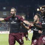 Il Milan vince in rimonta e riavvicina il quarto posto: Lazio a un punto