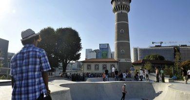 Parco della Torre quartiere Bicocca