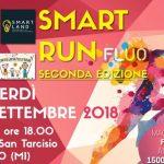 Smart Run Fluo: il 28 settembre corsa sotto il cielo stellato di Paullo