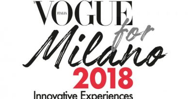 Vogue for Milano 2018