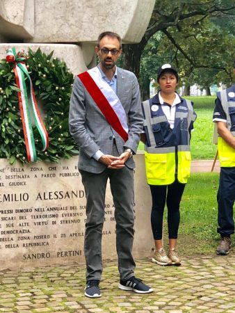 ricordo del giudice Emilio Alessandrini