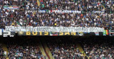i tifosi dell'Inter