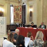 Milano Moda Donna: sfilano Agnona, Fila, A. F. Vandervost