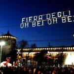 Milano. Fiera Degli Oh Bej! Oh Bej! dal 6 al 9 dicembre