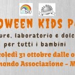 Halloween 2018 a Milano con il Kids Party