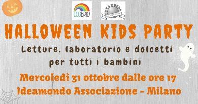 Hallowen 2018 a Milano