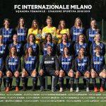 Inter Women in Serie B: tra le calciatrici c'è Regina Baresi
