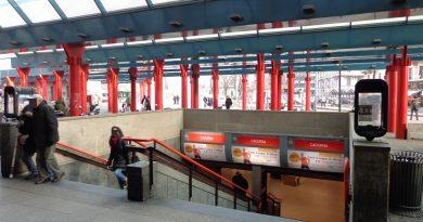 Milano Cadorna stazione metro