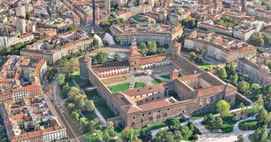 Millano uffici di piazza Castello