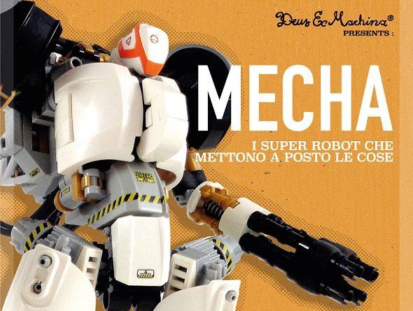 Mostra Super Robots Mecha di Marco Marozzi