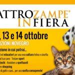 QuattroZampeinFiera per un divertimento a sei zampe a Milano